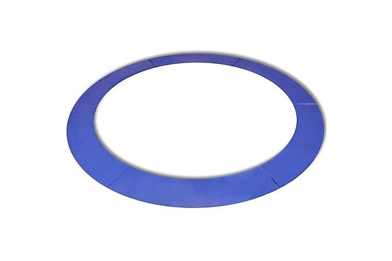 Turvapehmuste 3,66 m pyöreälle trampoliinille. - Sininen - Piha - Leikit & vapaa-aika - Trampoliinit