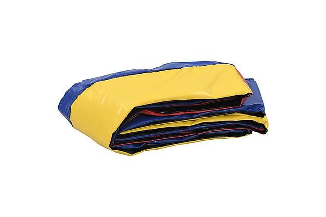 Turvapehmuste PVC monivärinen 3,96m pyöreälle trampoliinille - Monivärinen - Piha - Leikit & vapaa-aika - Trampoliinit