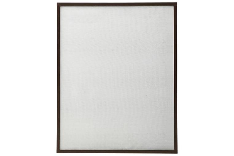 Hyönteisverkko ikkunaan ruskea 90x120 cm - Ruskea - Piha - Puutarhakoristeet & pihatarvikkeet - Hyttysverkot