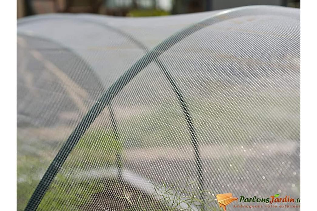 Nature Hyönteisverkko 2x10 m läpinäkyvä - Läpinäkyvä - Piha - Puutarhakoristeet & pihatarvikkeet - Hyttysverkot
