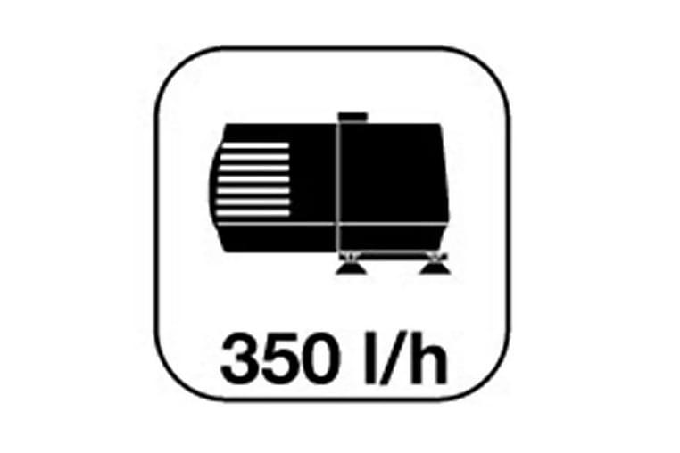 Ubbink Acqua Arte Sarja Atlanta 1387016 - Ruskea - Piha - Puutarhakoristeet & pihatarvikkeet - Suihkulähteet