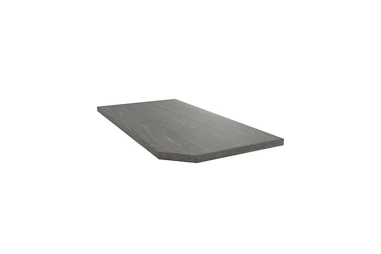 Työtaso Right 200x60x2,8 cm - Piha - Ulkosäilytys - Autotallin sisustus & säilytys
