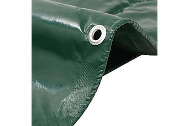 Pressu 650 g/m² 4x7 m vihreä