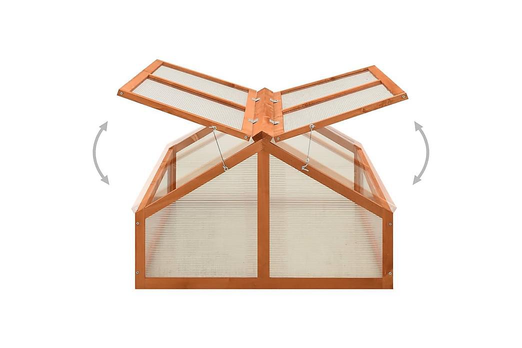 Kasvihuone 120x80x50 cm kuusi - Piha - Viljely & puutarhanhoito - Kasvihuoneet