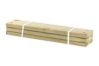 3 kpl lautoja Pipeen 28x120 mm x60 cm