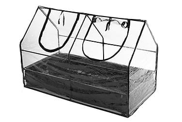 NSH Hortus Minikasvihuone Pohja 130x65x85 cm