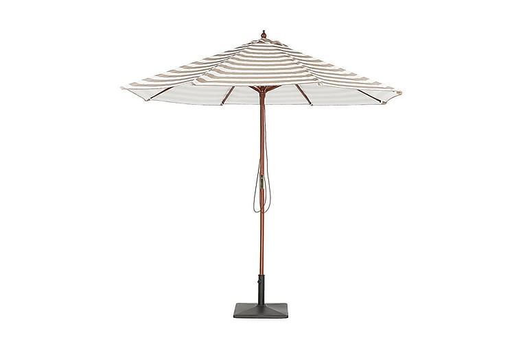 Aurinkovarjo Ferentillo 245 cm - Puutarhakalusteet - Aurinkosuojat - Aurinkovarjot