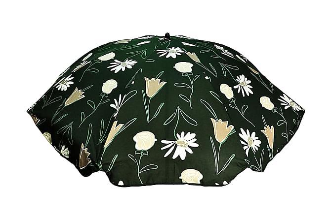 Aurinkovarjo Garden puuvilla 200 cm - Puutarhakalusteet - Aurinkosuojat - Aurinkovarjot