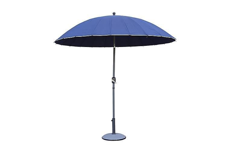 Aurinkovarjo Shanghai - Laivastonsininen - Puutarhakalusteet - Aurinkosuojat - Aurinkovarjot
