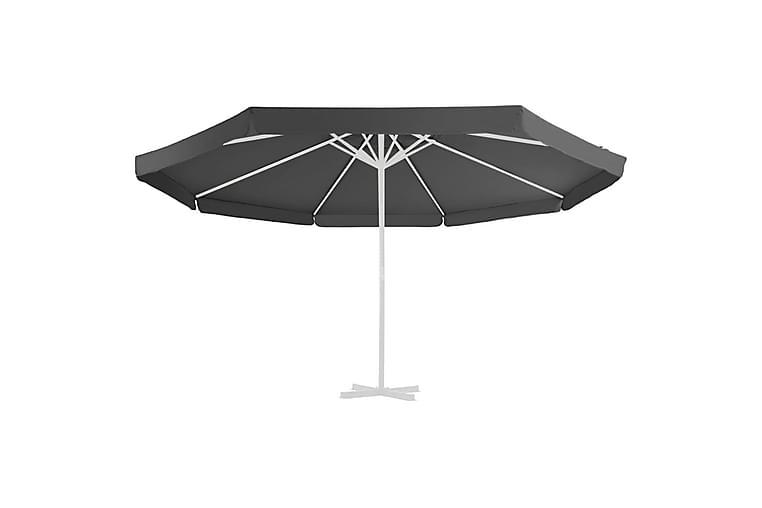 Aurinkovarjon vaihtokangas antrasiitti 500 cm - Puutarhakalusteet - Aurinkosuojat - Aurinkovarjot
