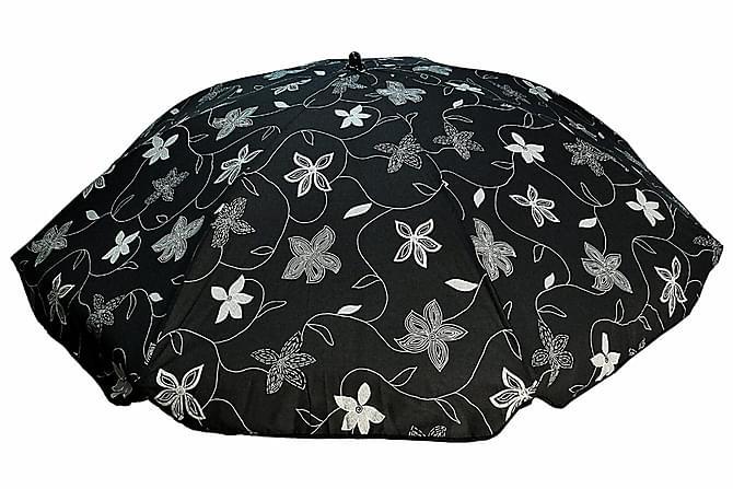 Bomulls aurinkovarjo 200 cm - Decomusta - Puutarhakalusteet - Aurinkosuojat - Aurinkovarjot
