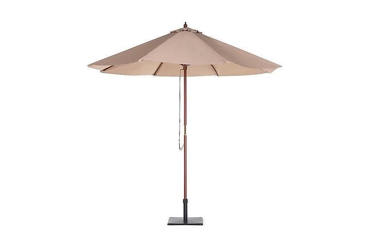 Päivänvarjo Toscana II 254 cm - Puutarhakalusteet - Aurinkosuojat - Aurinkovarjot