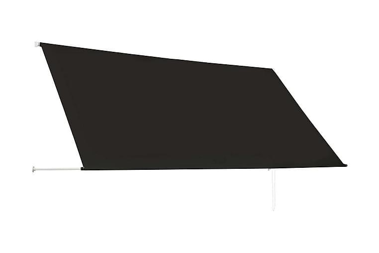 Sisäänkelattava markiisi 300x150 cm antrasiitti - Harmaa - Puutarhakalusteet - Aurinkosuojat - Markiisit