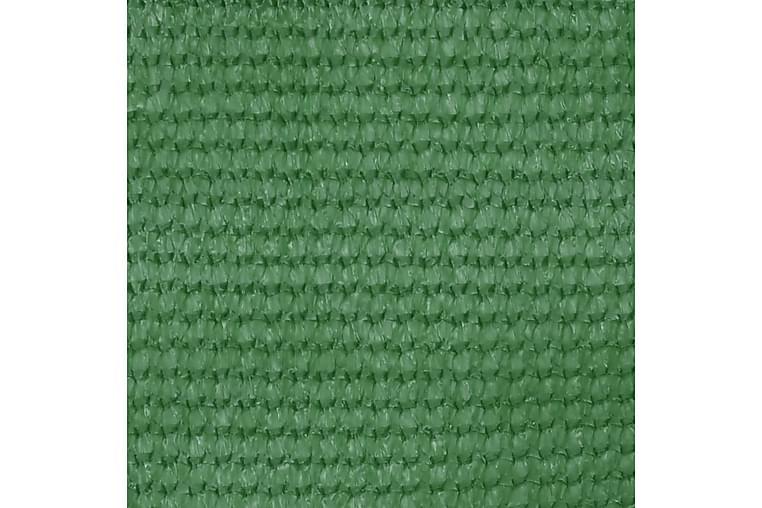 Parvekkeen suoja vaaleanvihreä 90x400 cm HDPE - Vihreä - Puutarhakalusteet - Aurinkosuojat - Parvekesuojat