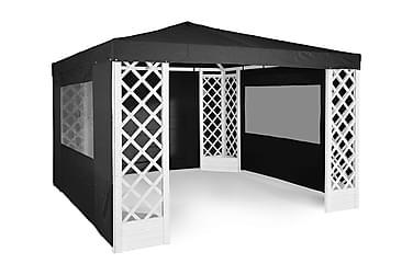Paviljongin runko De Luxe Valkoinen