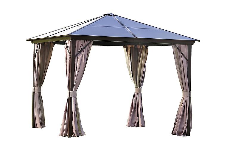Paviljonki Sunset - Puutarhakalusteet - Aurinkosuojat - Paviljongit