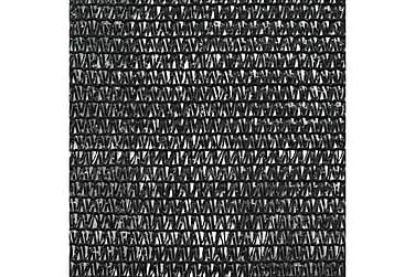 Tenniskentän suojaverkko HDPE 1,2x100 m musta