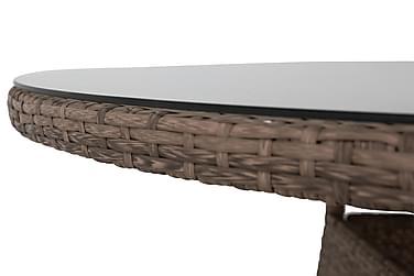 Ruokapöytä Thor 140 cm Pyöreä