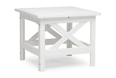 Oleskeluryhmän pöytä Läckö Valkoinen