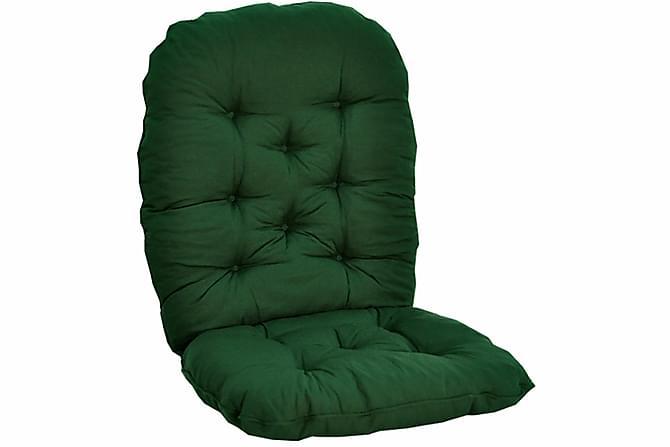 Snurr&gung Flokkipehmuste - Vihreä - Puutarhakalusteet - Pehmusteet - Istuintyynyt