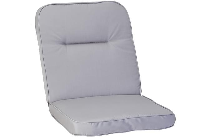 Istuinpehmuste Lågvik Woodline Vaaleanharmaa - Puutarhakalusteet - Pehmusteet - Säätötuolin pehmusteet
