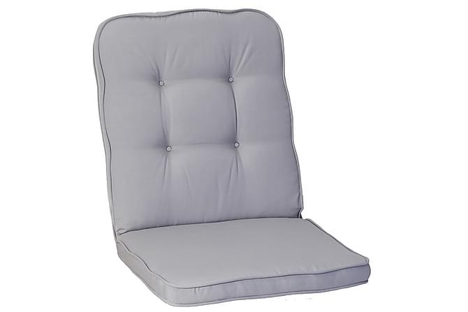 Istuinpehmuste Minivik Woodline Vaaleanharmaa - Puutarhakalusteet - Pehmusteet - Säätötuolin pehmusteet