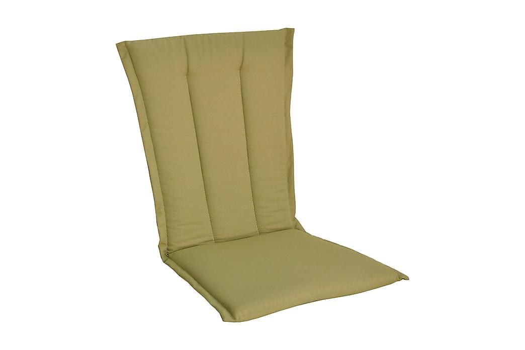 Nojatuolinpehmuste, Vihreä pastelli - Puutarhakalusteet - Pehmusteet - Säätötuolin pehmusteet
