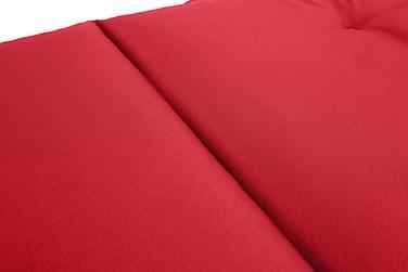 Punainen Istuinpehmuste säätötuoliin