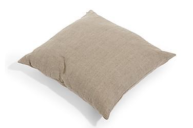 Tyynynpäällinen Linen 60x60 cm Pellavanvärinen