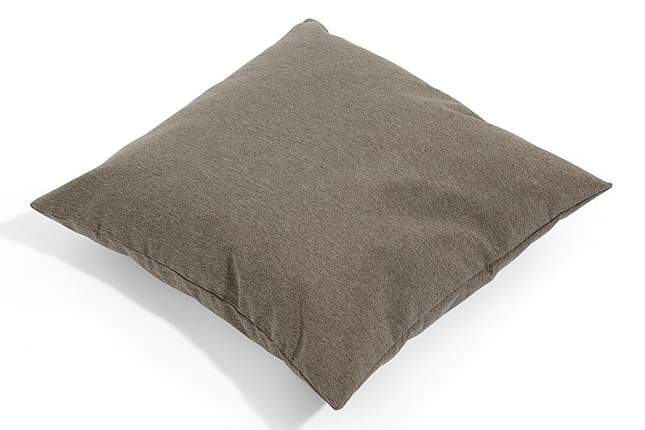 Tyynynpäällinen Royal 60x60 cm Harmaanruskea
