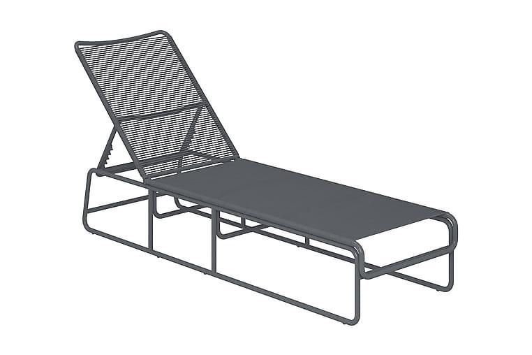 Aurinkotuoli Nyla Hiilenharmaa - CosmoLiving - Puutarhakalusteet - Tuolit & nojatuolit - Aurinkotuolit