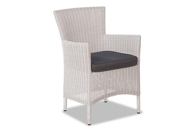 Karmituoli Mahango - Harmaa - Puutarhakalusteet - Tuolit & nojatuolit - Karmituolit