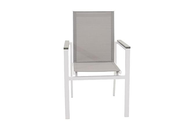 Karmituoli Mulilo - Valkoinen - Puutarhakalusteet - Tuolit & nojatuolit - Karmituolit