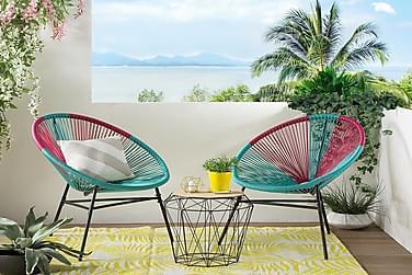 Puutarhatuoli Acapulco 2 kpl