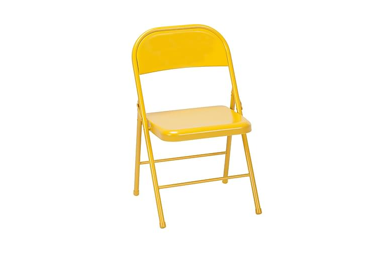 Taittotuoli Oranssi 2 kpl - Novogratz - Puutarhakalusteet - Tuolit & nojatuolit - Parveketuolit & taittotuolit