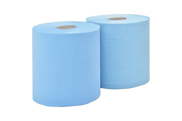 3-kerroksinen teollinen paperipyyhe 2 rullaa 38 cm - Sininen - Puutarhakalusteet - Tuolit & nojatuolit - Ulkorahit