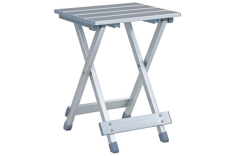 Retkituoli alumiini 28x26x39 cm - Puutarhakalusteet - Tuolit & nojatuolit - Ulkorahit