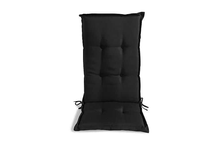Pehmuste säätötuoliin - Musta - Puutarhakalusteet - Tuolit & nojatuolit - Säätötuolit