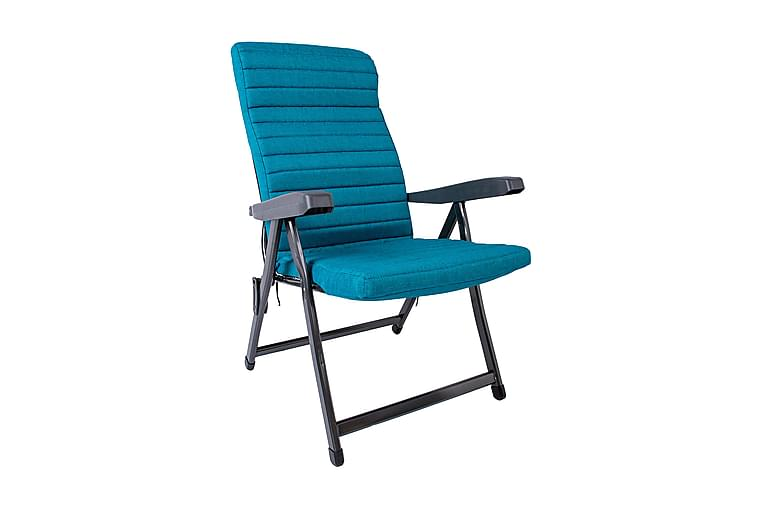 Tuoli Dolomiti Turkoosi - Puutarhakalusteet - Tuolit & nojatuolit - Säätötuolit