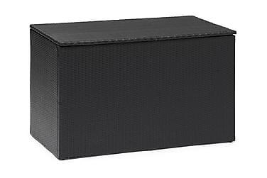 Säilytyslaatikko XL Musta