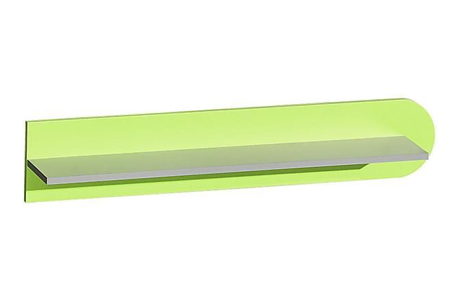 Hylly Gillingham 100 cm - Harmaa/Vihreä - Puutarhakalusteet - Tarvikkeet - Hyllyt ulkokäyttöön