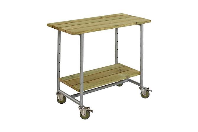 Urban Grillipöytä 1 hyllyllä - Puutarhakalusteet - Terassipöydät - Grillipöytä