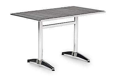 Pöytä Alunda 70x120 Alumiini