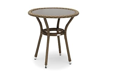 Pöytä Atlanta Ø70 cm Ruskea