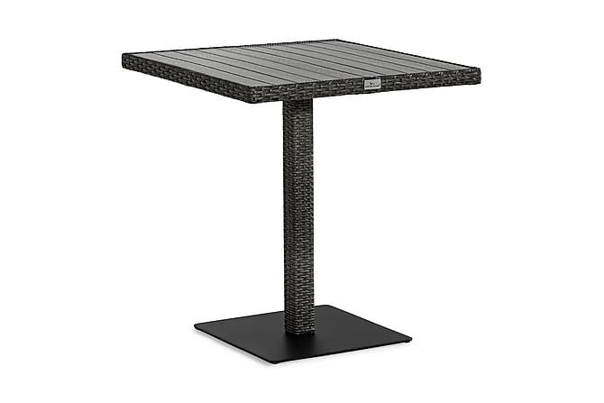 Parvekepöytä Bahamas 70 cm - Harmaa - Puutarhakalusteet - Terassipöydät - Kahvilapöydät