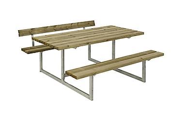 Basic Pöytä- ja penkkisetti 1 selkänojalla