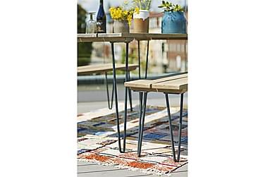 Pöytä Retro73x148 cm
