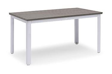 NYDALA Pöytä 80X140 cm Valkoinen