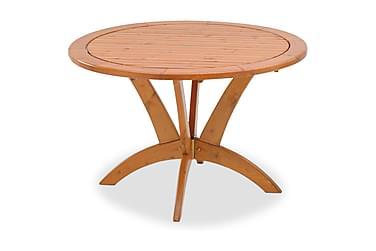 Pöytä 120cm Hunaja Pyöreä