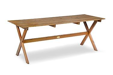 Pöytä Freja 70x190 cm Ruskea